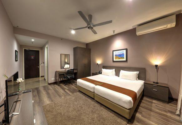 Standard Twin – Bedroom (Medium)